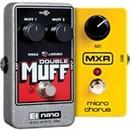 Gitarové efekty a multiefekty