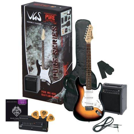Gewa El.gitara VGS RC-100